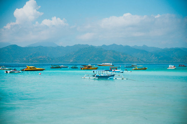 Boardies® new brand campaign shot in the Gili Islands