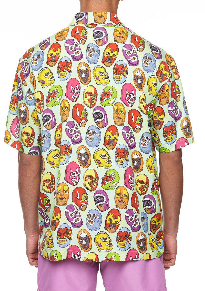 Mexican Masks Shirt