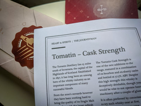 Tomatin Package