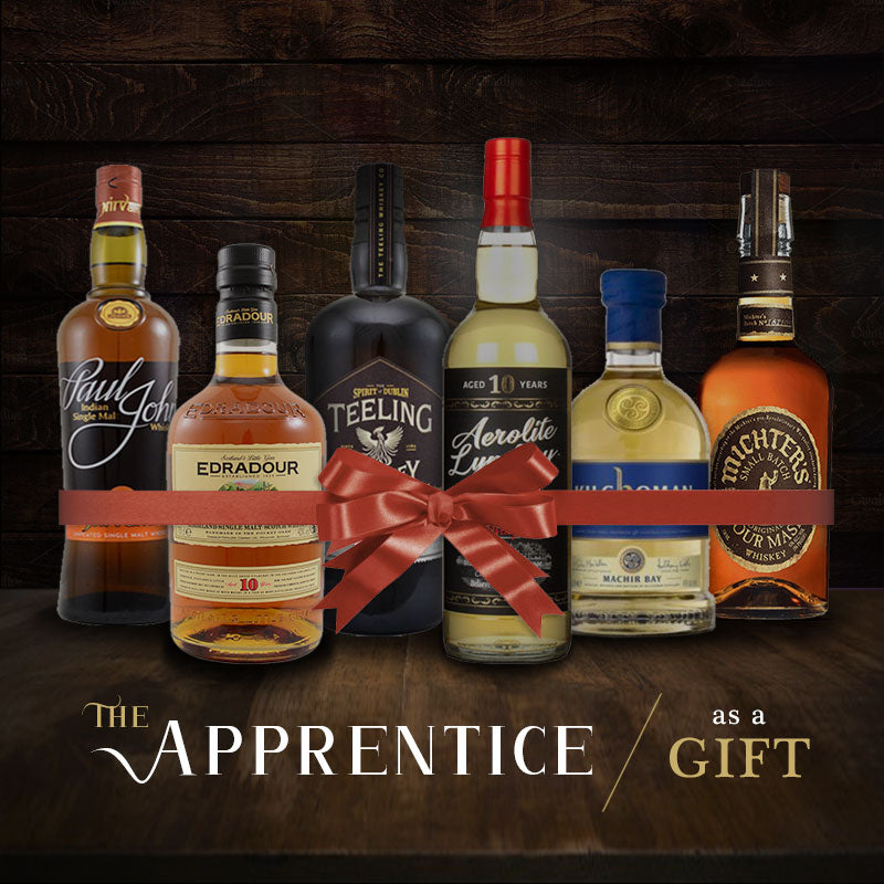 The Apprentice Whisky Gifted