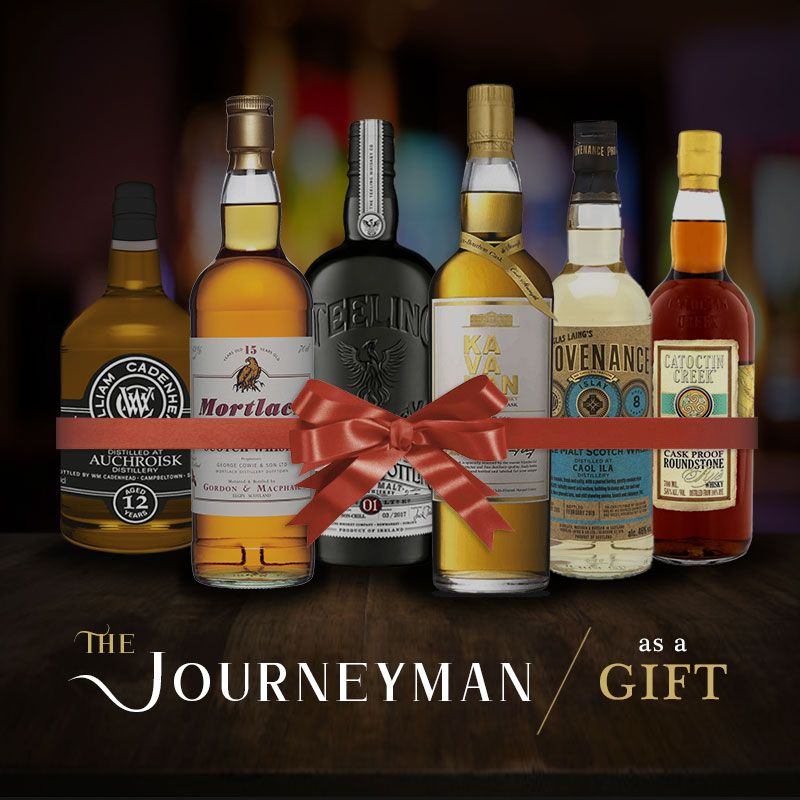 The Journeyman Whisky Gift