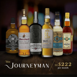 The Journeyman Whisky