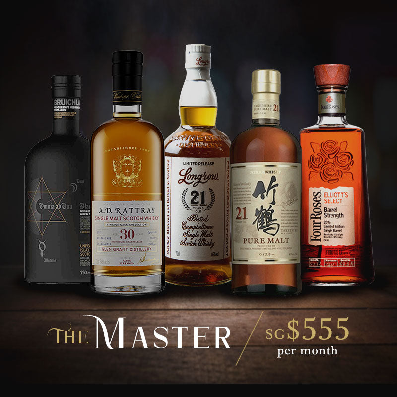 The Master Whisky