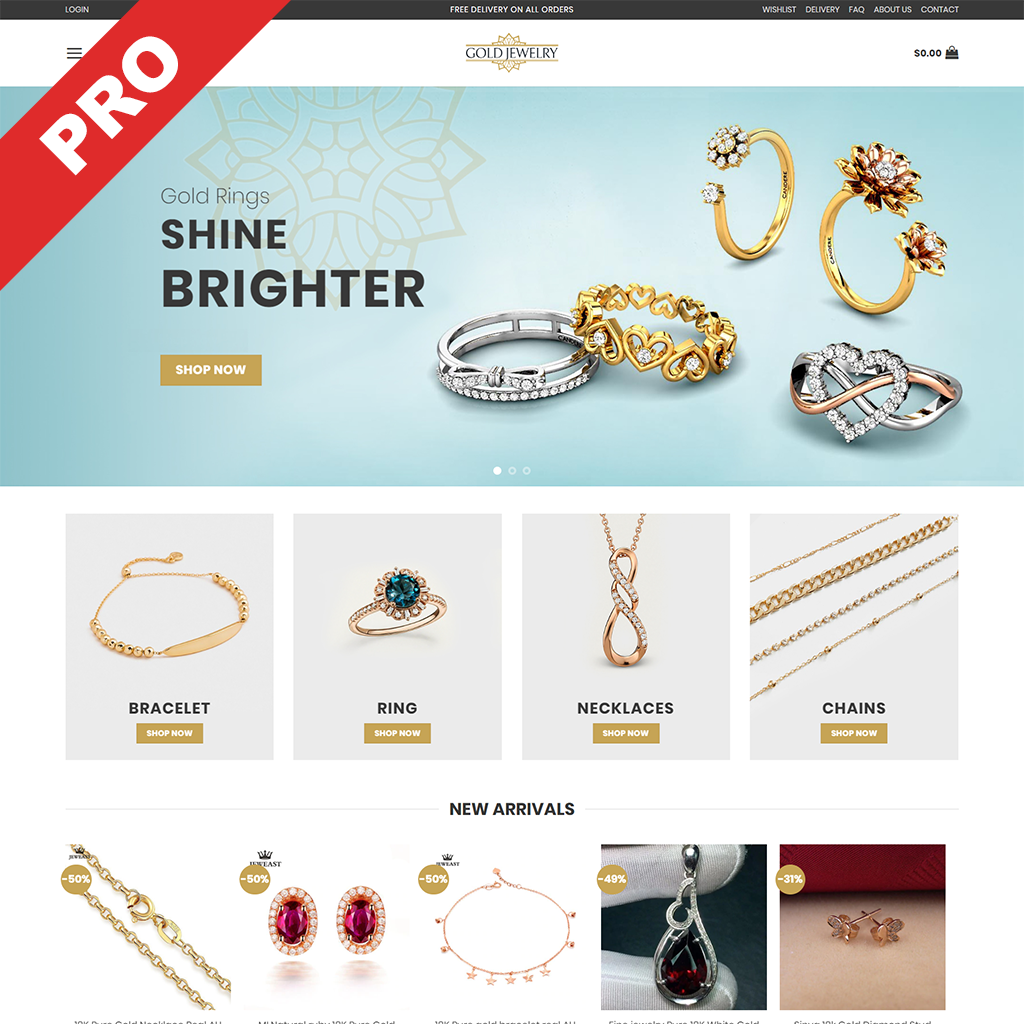 Jewelry Dropshipping Business