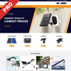 Solar Powered Technology Dropshipping Business
