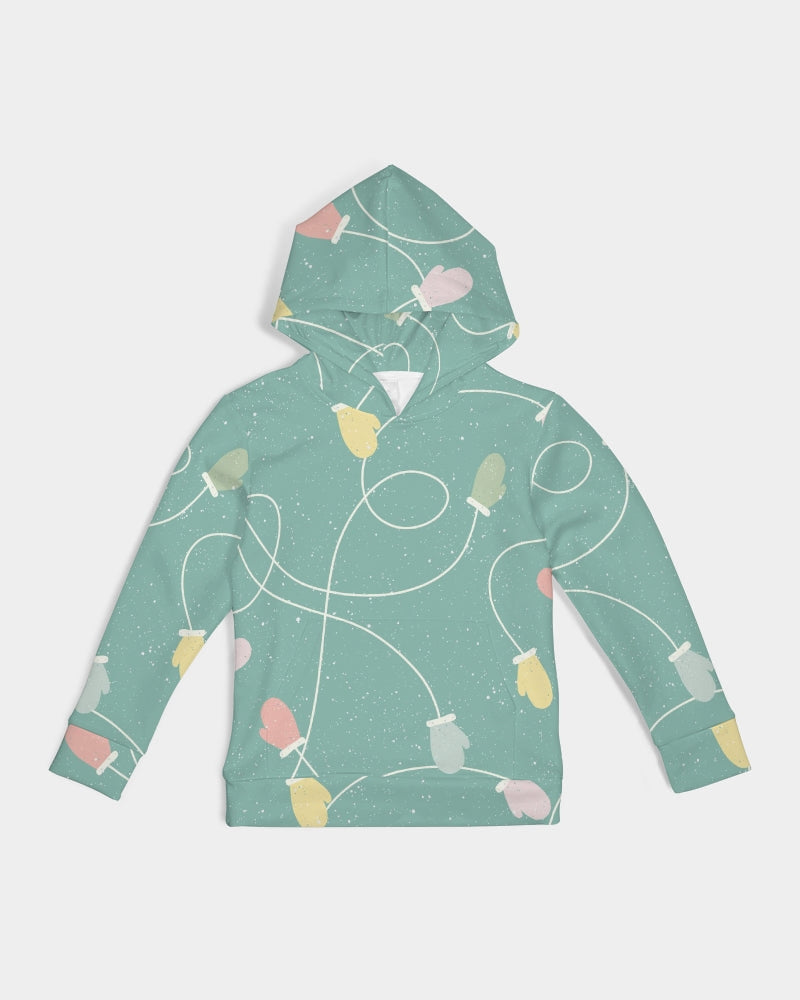 Connected by the strings of fate Kids Hoodie