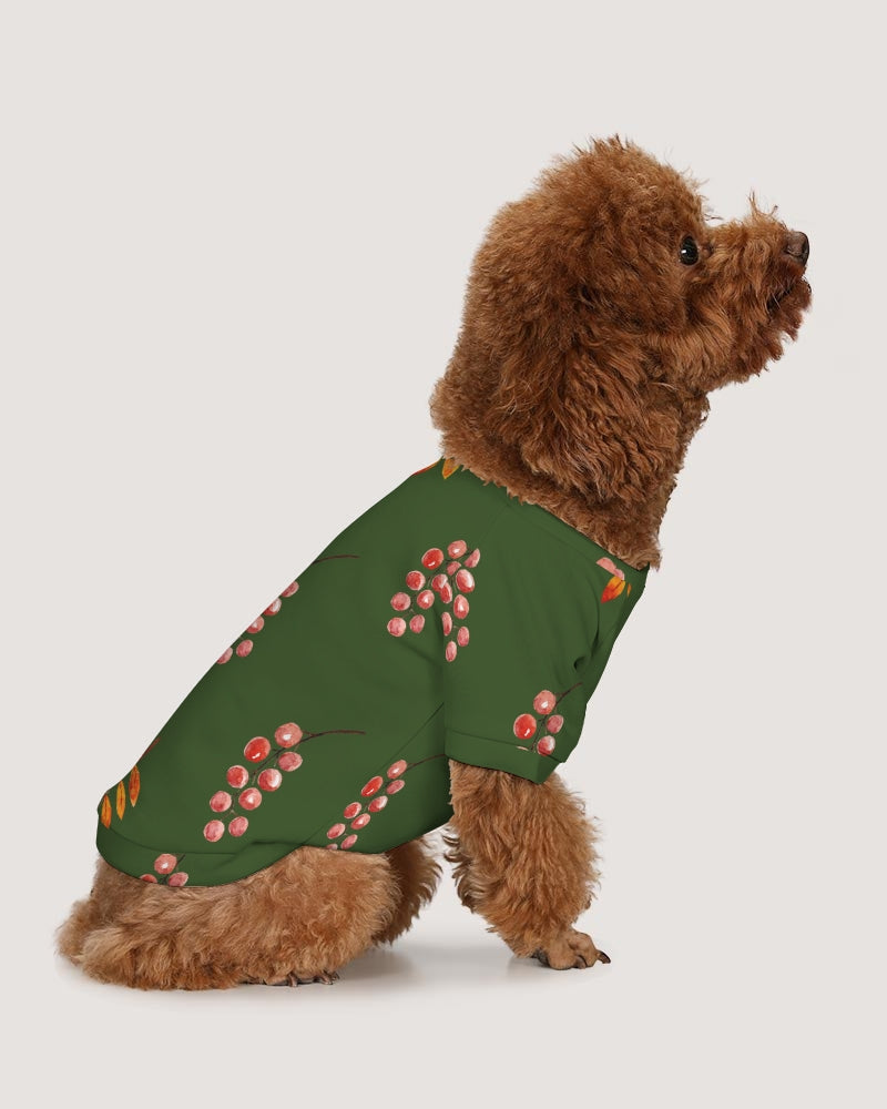 Holiday berries Doggie Tee