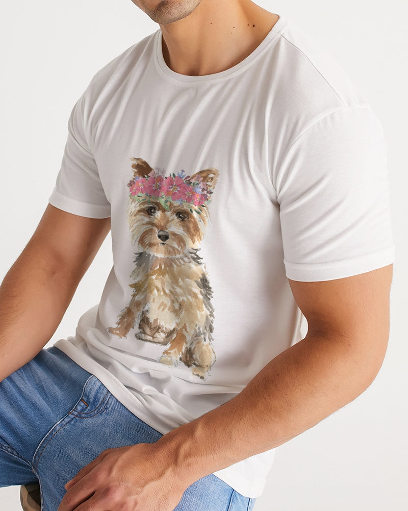 Yorkshire Terrier Men's Tee