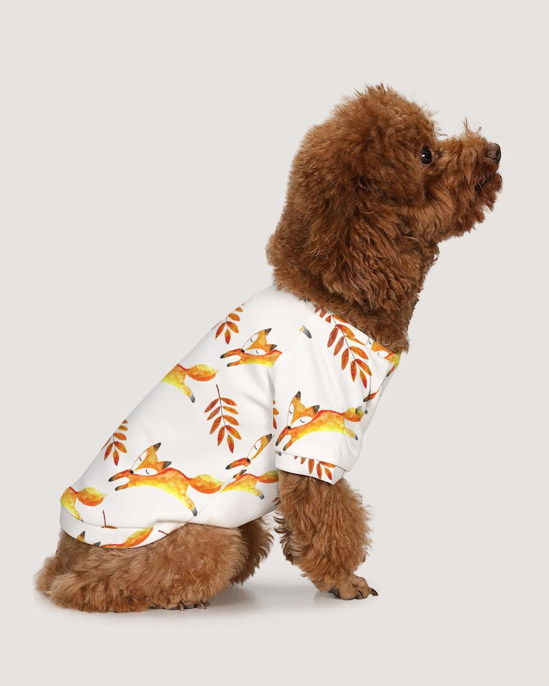 Little Foxes Doggie Tee