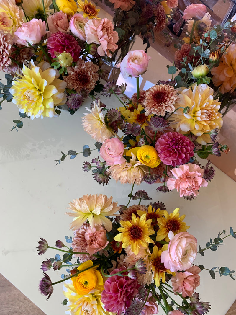 Small Flower Arrangement Subscription