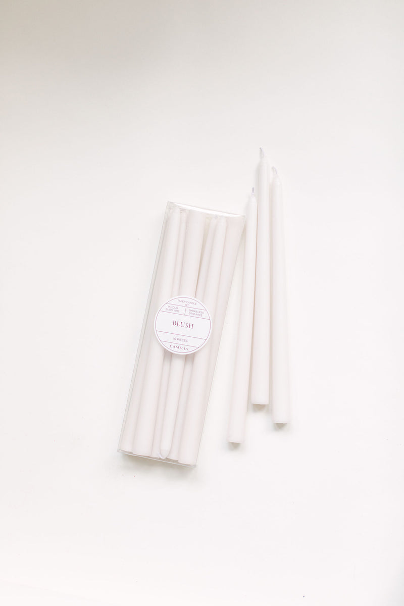Tapered Candle Set
