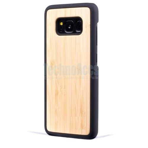 Bamboo New Classic Wood Case For Samsung Note 8