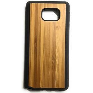 Bamboo New Classic Wood Case For Samsung S7 Edge