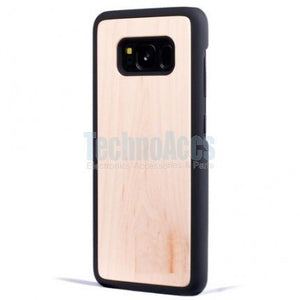 Maple Plain Wood Case For Samsung S10 Plus