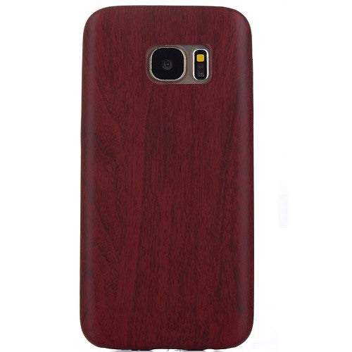 Redwood Classic Wood Case For Samsung S6