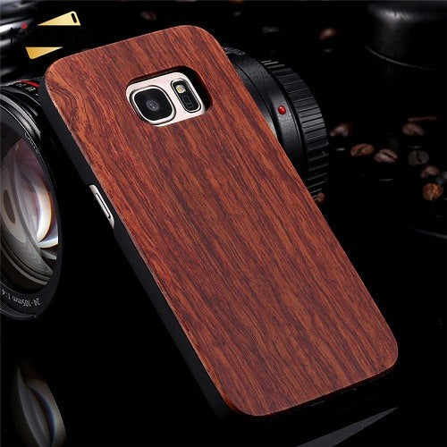 Redwood Classic Wood Case For Samsung S8