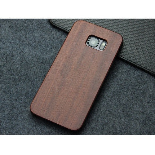 Rosewood Classic Wood Case For Samsung S6 Edge