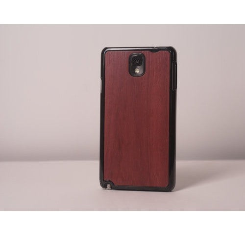 Rosewood New Classic Wood Case For Note 4