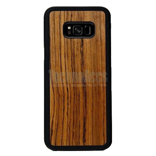 Zebra New Classic Wood Case For Samsung Note 8