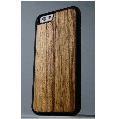 Zebra New Classic Wood Case For iPhone 5-5S-SE