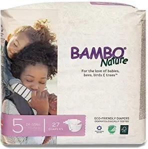 Bambo Nature Disposable Diapers - ECOBUNS BABY + CO.