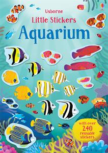 Little Sticker Books - Aquarium