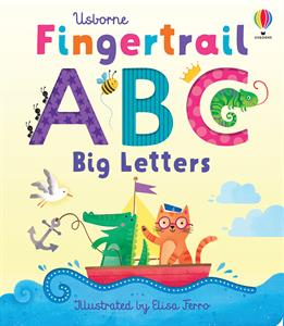 Fingertrail ABC Big Letters