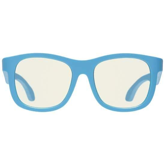 Babiators Blue Light Glasses - Blue Crush Navigator - ECOBUNS BABY + CO.