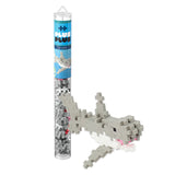 Plus Plus Mini Maker Tube - Shark