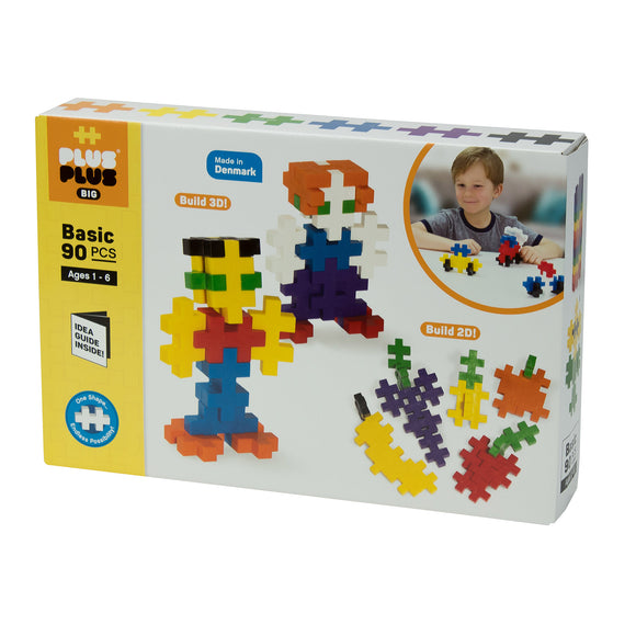 Plus Plus BIG 90pc Set - Basic