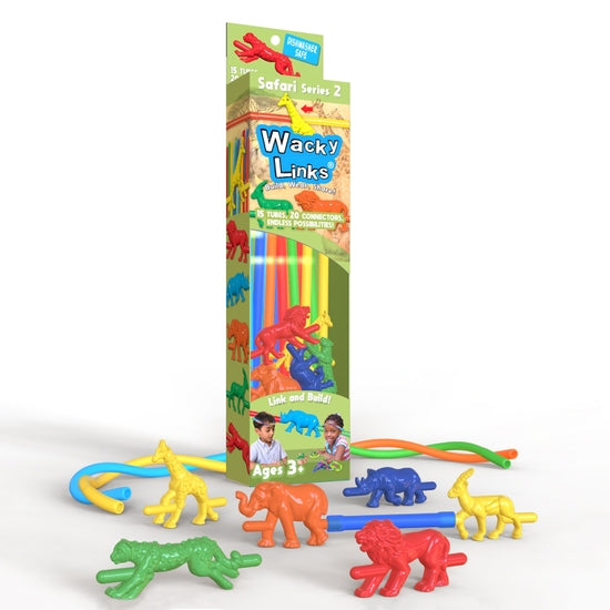 Wacky Links Kit - Safari Series 2