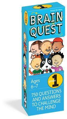 Brain Quest for 1st Grade - ECOBUNS BABY + CO.