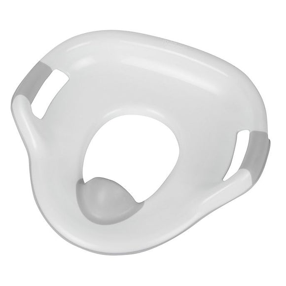 Soft Grip Potty Trainer Seat in Grey