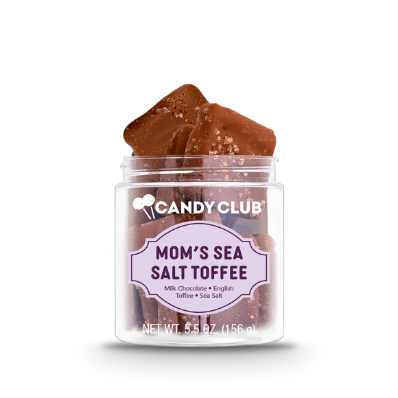 Candy Club - Mom's Sea Salt Toffee *MOTHER'S DAY COLLECTION*