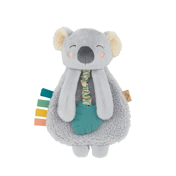 Itzy Ritzy - Itzy Lovey™ Koala Plush with Silicone Teether Toy