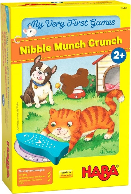 HABA My Very First Games - Nibble Munch Crunch