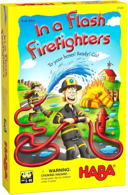 HABA In a Flash Firefighters