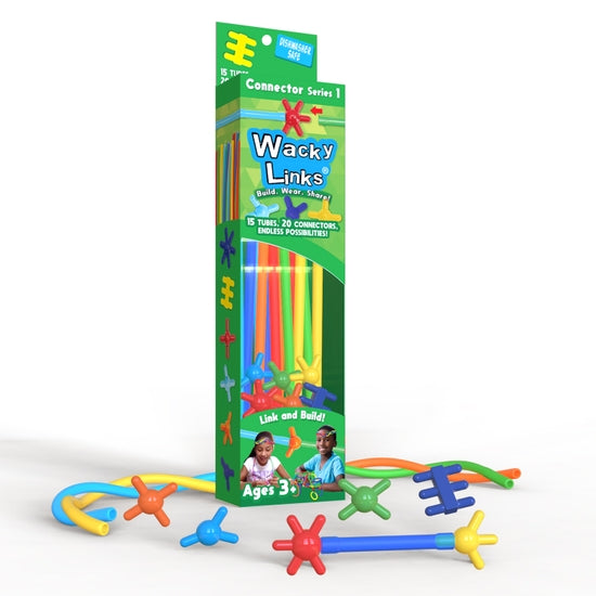 Wacky Links Kit - Connector Series 1