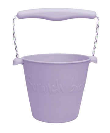Scrunch Bucket - Light Purple