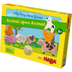 HABA My Very First Games - Animal Upon Animal