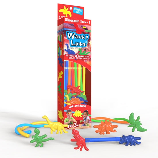 Wacky Links Kit - Dinosaurs Series 1