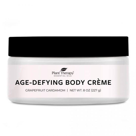 Plant Therapy Age-Defying Body Cream - Grapefruit Cardamom