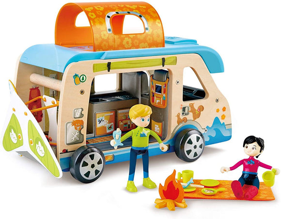 Hape Adventure Van - ECOBUNS BABY + CO.
