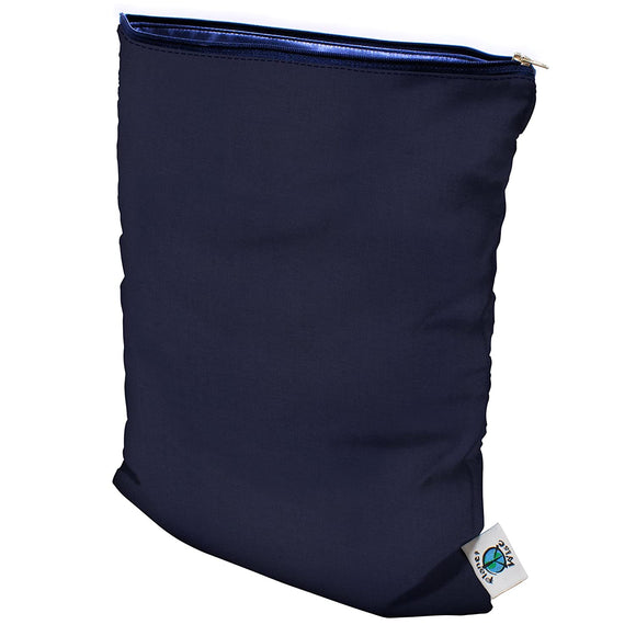 Planet Wise Small Wet Bag Navy