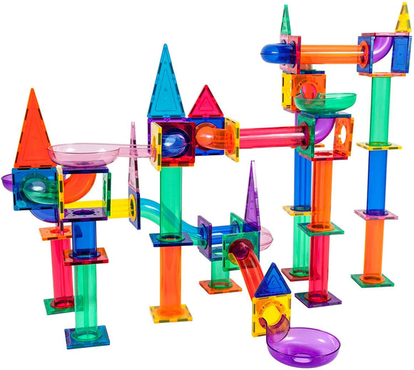PicassoTiles 150pc Marble Run