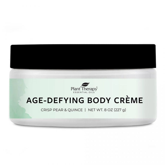 Plant Therapy Age-Defying Body Cream - Crisp Pear & Quince