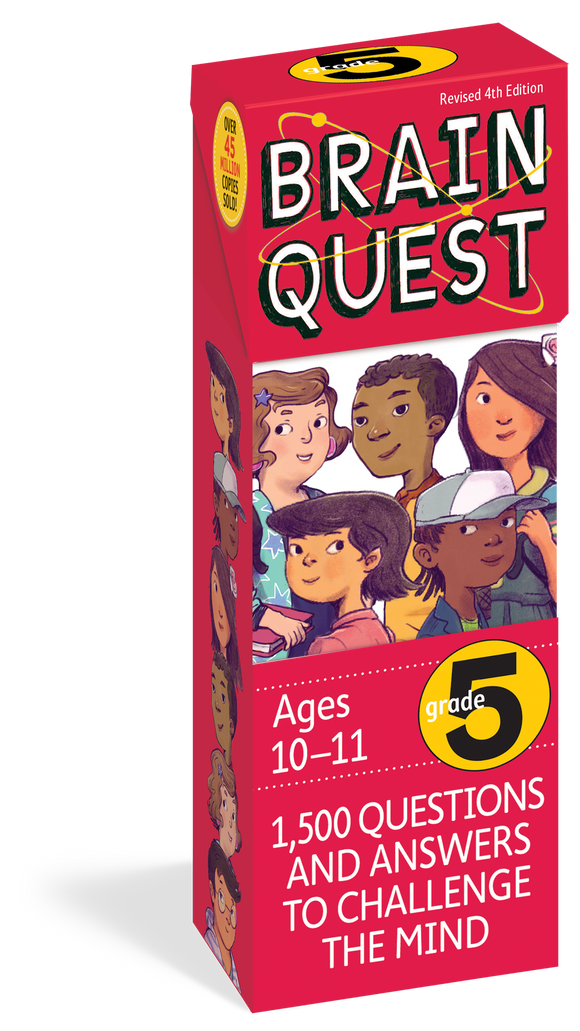 Brain Quest for 5th Grade