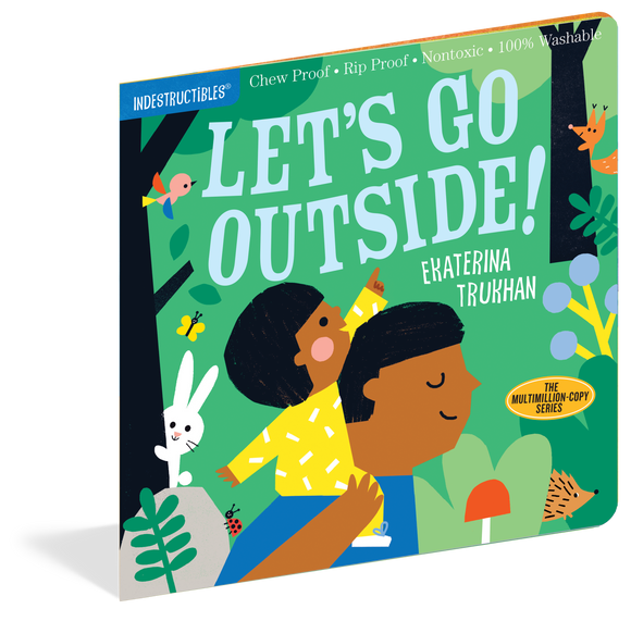INDESTRUCTIBLES: Let's Go Outside! - ECOBUNS BABY + CO.