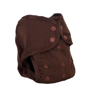 Buttons Diapers Super Cover Chocolate