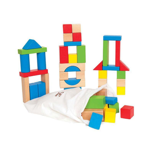 Hape Maple Blocks - ECOBUNS BABY + CO.